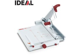 PROFESSIONAL IDEAL 1038 Α4+ GUILLOTINE